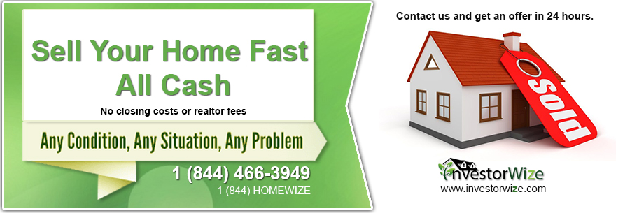 Sell Your House Fast. We are a company that buys houses for cash