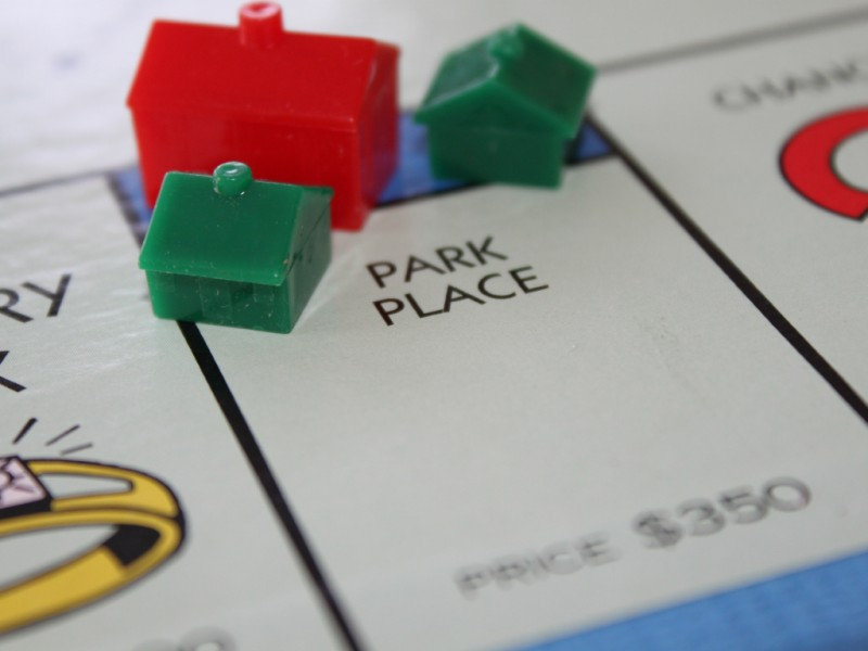 What do we do with the homes that we buy?
