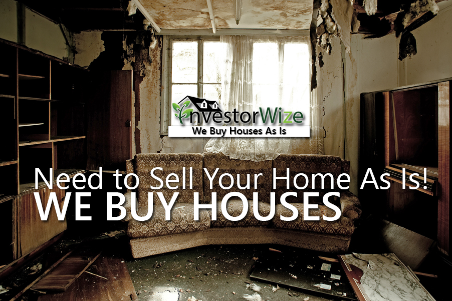 Sell my house as is without without making repairs